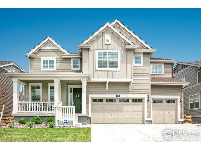 885 Dakota Ln, Erie, CO 80516 (MLS #884861) :: The Bernardi Group at Coldwell Banker