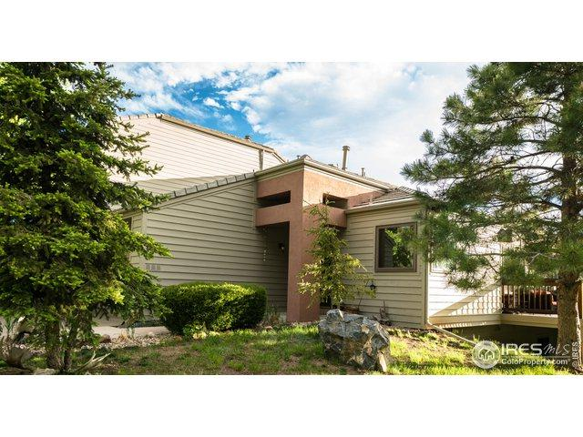 780 Chimney Creek Dr, Golden, CO 80401 (MLS #884862) :: Tracy's Team