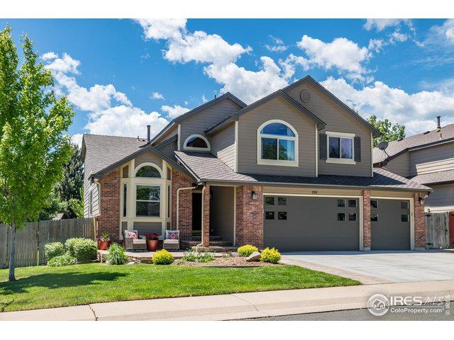 198 Mesa Ct, Louisville, CO 80027 (MLS #884865) :: The Bernardi Group at Coldwell Banker