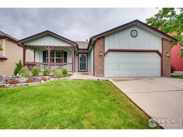 13881 W 64th Dr, Arvada, CO 80004 (MLS #884875) :: Tracy's Team