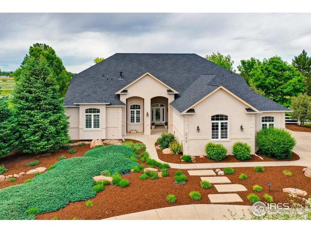 233 Mulligan Lake Dr, Mead, CO 80542 (MLS #884883) :: Kittle Real Estate