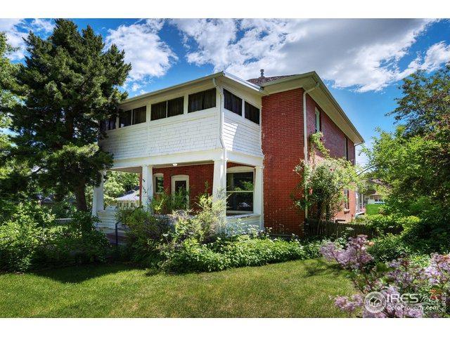 1054 Grant Pl, Boulder, CO 80302 (MLS #884886) :: Hub Real Estate