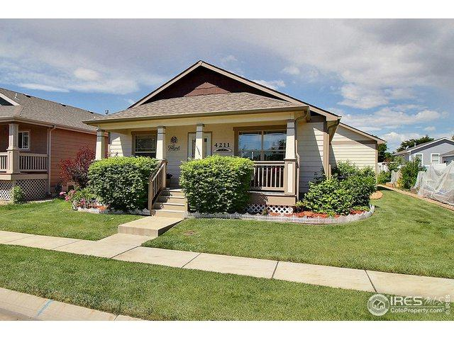 4211 Mariposa Ln, Evans, CO 80620 (MLS #884899) :: June's Team