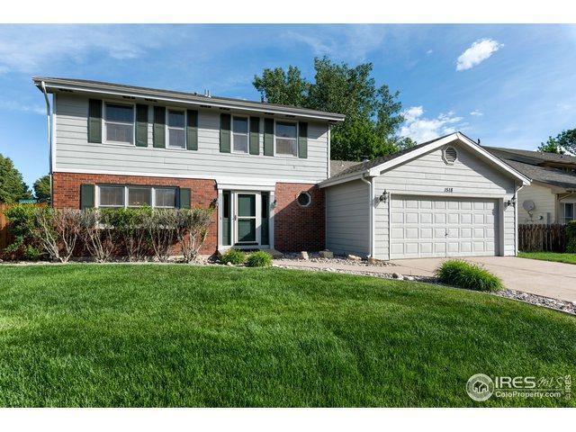 1518 Quail Hollow Dr, Fort Collins, CO 80525 (MLS #884921) :: June's Team