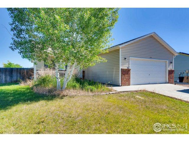 2515 Marina St, Evans, CO 80620 (MLS #884935) :: Keller Williams Realty