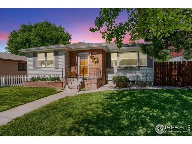 316 6th St, Windsor, CO 80550 (MLS #884937) :: Keller Williams Realty