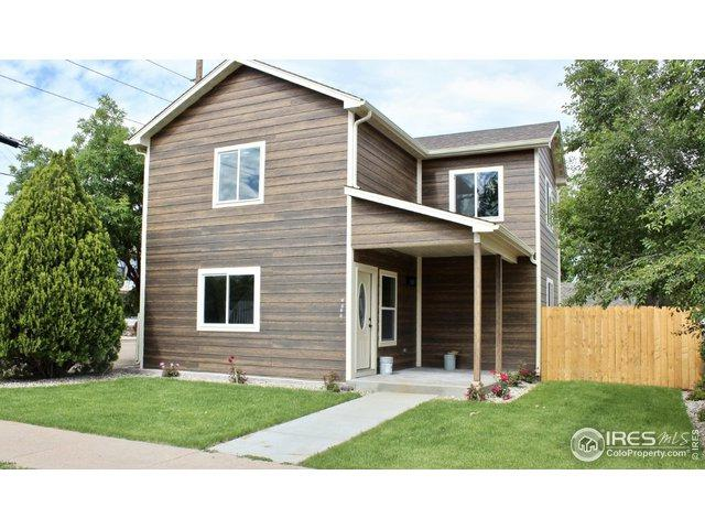 1015 4th Ave, Greeley, CO 80631 (MLS #884942) :: Downtown Real Estate Partners
