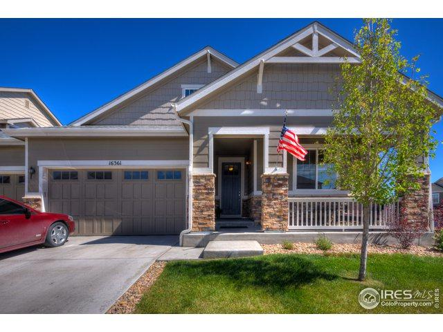 16361 E 100th Ave, Commerce City, CO 80022 (MLS #884950) :: Hub Real Estate
