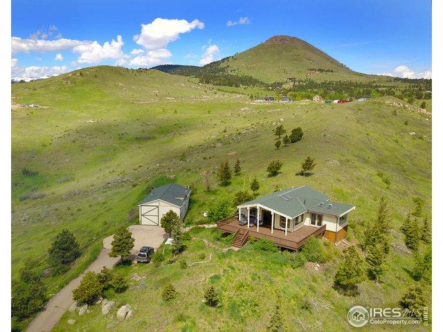280 Boulder View Rd, Boulder, CO 80302 (MLS #884952) :: Tracy's Team