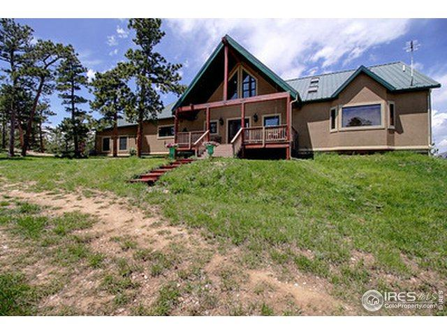 850 Lone Wolf Rd, Loveland, CO 80537 (MLS #884956) :: 8z Real Estate