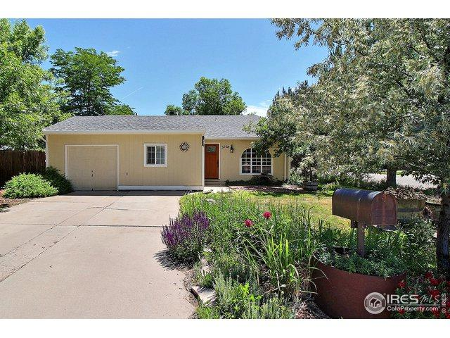 3508 Claremont Ave, Evans, CO 80620 (MLS #884959) :: June's Team