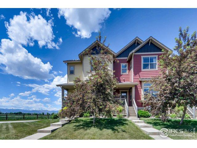 1549 Cottonwood Ave, Lafayette, CO 80026 (MLS #884971) :: The Bernardi Group at Coldwell Banker
