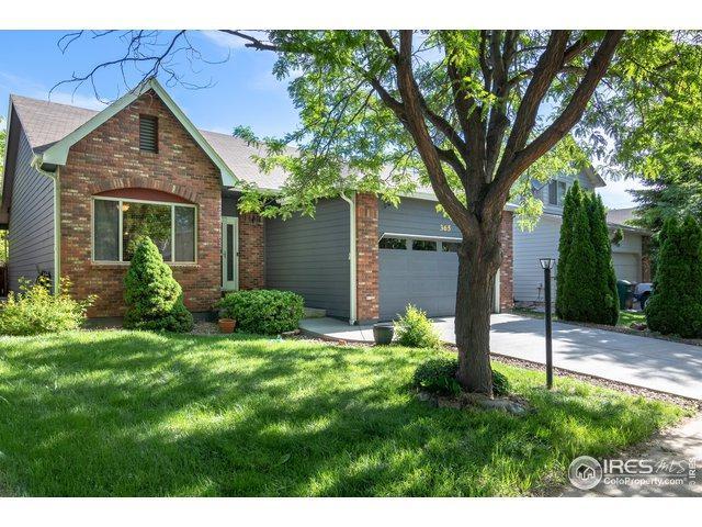 365 E 41st Ct, Loveland, CO 80538 (MLS #884983) :: Hub Real Estate