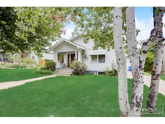 1142 Harrison Ave, Loveland, CO 80537 (MLS #884991) :: Hub Real Estate