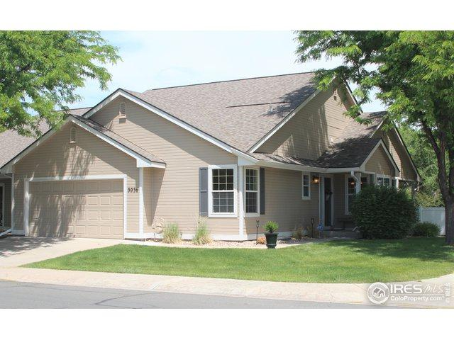3036 Eastgate Ln, Fort Collins, CO 80525 (MLS #884992) :: Tracy's Team