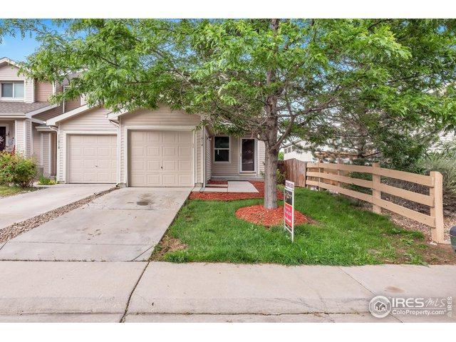 11014 Gaylord St, Northglenn, CO 80233 (#885010) :: The Griffith Home Team