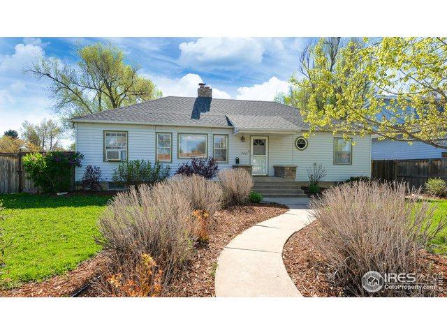 500 S Washington Ave, Fort Collins, CO 80521 (MLS #885026) :: Keller Williams Realty