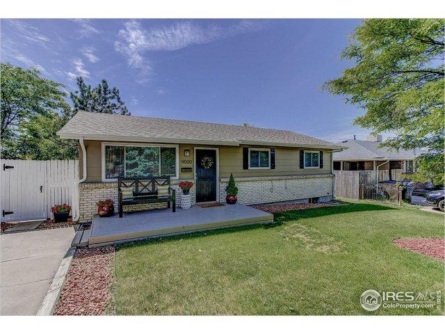 9000 Yucca Way, Thornton, CO 80229 (MLS #885037) :: J2 Real Estate Group at Remax Alliance