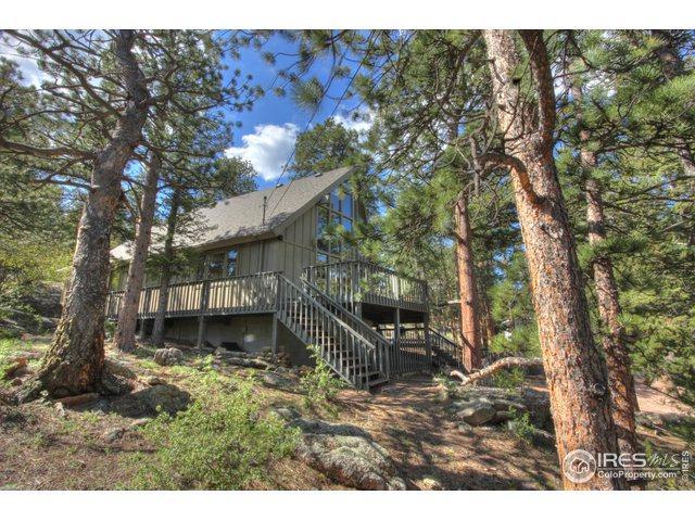 374 Whispering Pines Dr, Estes Park, CO 80517 (MLS #885043) :: Kittle Real Estate