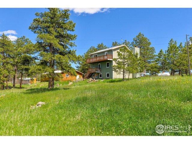 261 El Arbol Dr, Bellvue, CO 80512 (MLS #885044) :: Kittle Real Estate