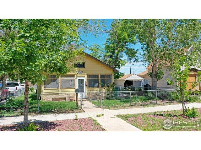 225 14th St, Greeley, CO 80631 (MLS #885045) :: Downtown Real Estate Partners