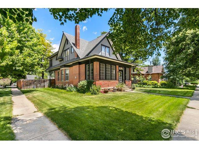 645 W 6th St, Loveland, CO 80537 (MLS #885046) :: Hub Real Estate