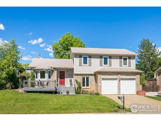 1447 Kennedy Ct, Boulder, CO 80303 (MLS #885051) :: Hub Real Estate