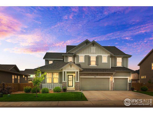 5441 Lulu City Dr, Timnath, CO 80547 (MLS #885053) :: Kittle Real Estate
