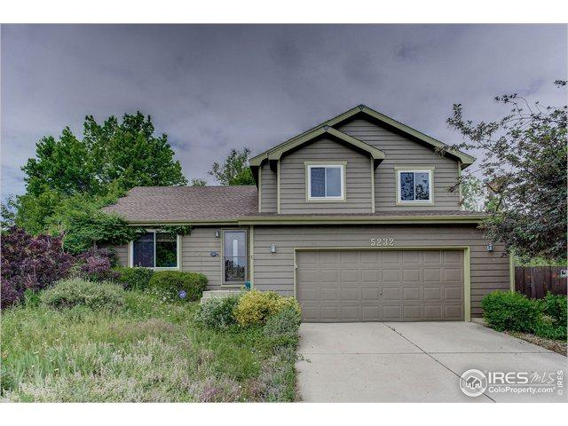5232 W 16th St, Greeley, CO 80634 (MLS #885054) :: Keller Williams Realty