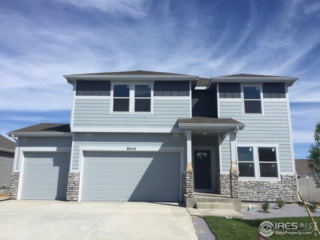 8645 16th St Rd, Greeley, CO 80634 (MLS #885059) :: Keller Williams Realty