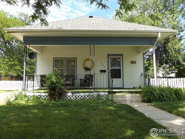 533 Main Ave, Akron, CO 80720 (#885063) :: HomePopper