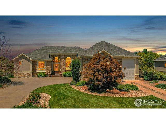 7985 Eagle Ranch Rd, Fort Collins, CO 80528 (MLS #885064) :: Keller Williams Realty