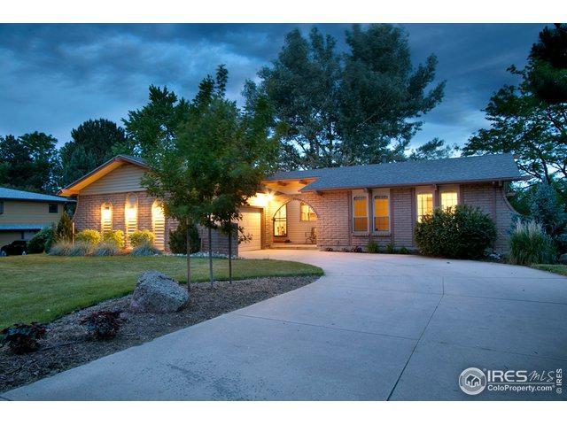 1309 Hillside Dr, Fort Collins, CO 80524 (MLS #885070) :: Keller Williams Realty