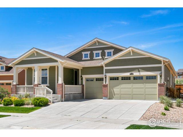 17793 W 84th Dr, Arvada, CO 80007 (#885084) :: The Griffith Home Team