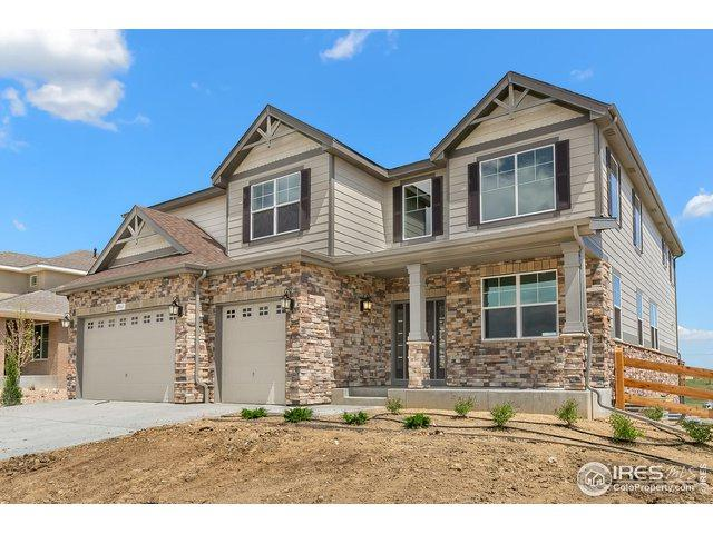 18661 W 87th Ave, Arvada, CO 80007 (#885089) :: The Griffith Home Team