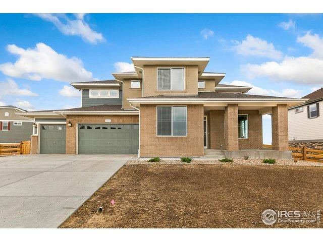 18681 W 87th Ave, Arvada, CO 80007 (#885092) :: The Griffith Home Team