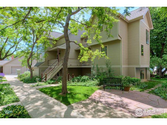 251 Pearl St #2, Boulder, CO 80302 (MLS #885098) :: J2 Real Estate Group at Remax Alliance