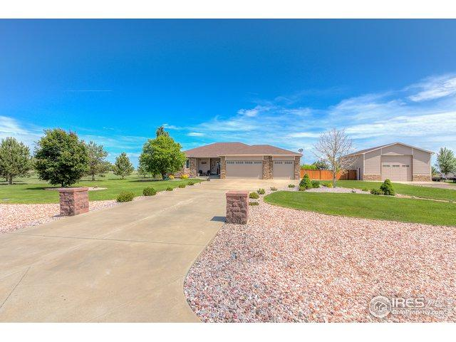 7 Trailside Dr, Fort Morgan, CO 80701 (MLS #885114) :: Keller Williams Realty