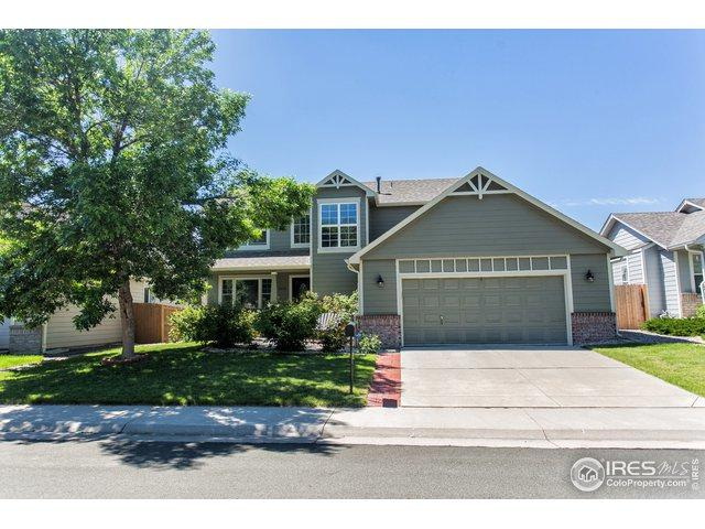 2416 E 116th Pl, Thornton, CO 80233 (MLS #885123) :: Kittle Real Estate