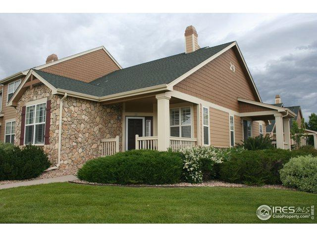 6806 W 3rd St #20, Greeley, CO 80634 (MLS #885127) :: Hub Real Estate