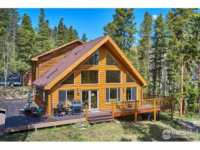 166 Aspen Cir, Black Hawk, CO 80422 (MLS #885129) :: Kittle Real Estate
