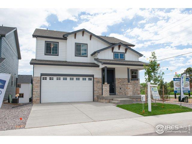 106 N Pamela Dr, Loveland, CO 80537 (MLS #885137) :: J2 Real Estate Group at Remax Alliance