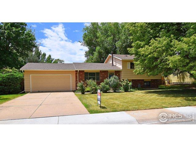 931 Mansfield Dr, Fort Collins, CO 80525 (MLS #885138) :: J2 Real Estate Group at Remax Alliance