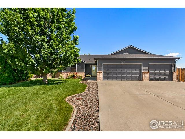 335 N 46th Ave, Greeley, CO 80634 (MLS #885142) :: Kittle Real Estate