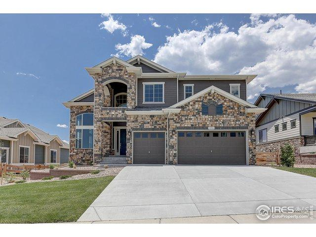 18762 W 87th Ave, Arvada, CO 80007 (#885159) :: The Griffith Home Team