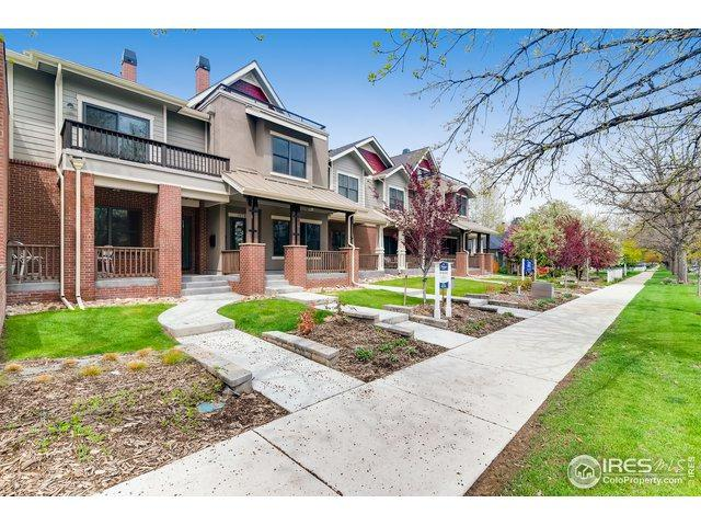 1038 W Mountain Ave, Fort Collins, CO 80521 (MLS #885160) :: Kittle Real Estate