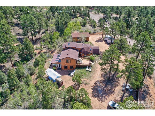15355 S Swiss Rd, Pine, CO 80470 (MLS #885164) :: Kittle Real Estate