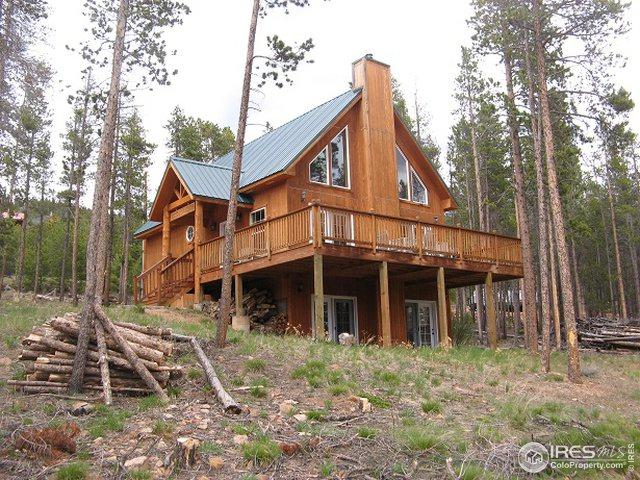 915 Micmac Dr, Red Feather Lakes, CO 80545 (MLS #885165) :: 8z Real Estate