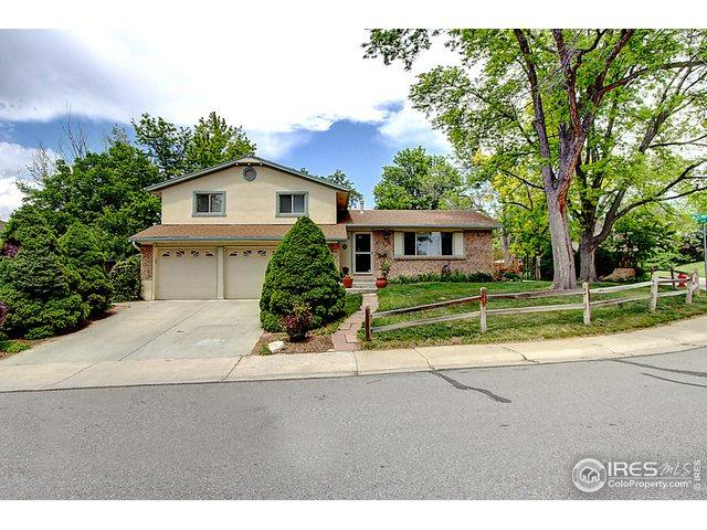 3705 W 95th Pl, Westminster, CO 80031 (#885169) :: The Griffith Home Team