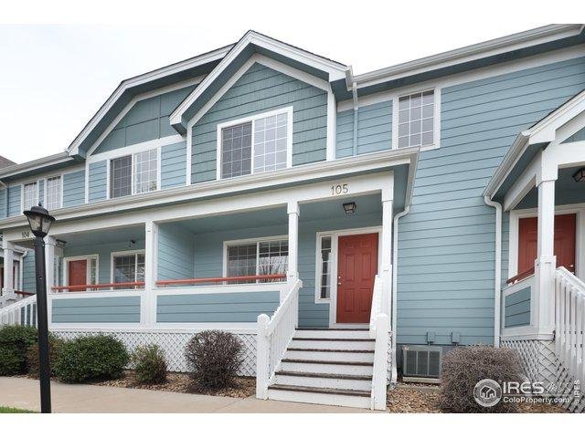 3660 W 25th St #1105, Greeley, CO 80634 (MLS #885173) :: J2 Real Estate Group at Remax Alliance